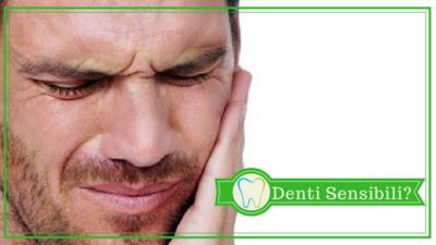 Denti Sensibili ? Cause e rimedi
