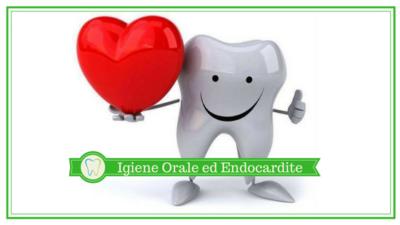 Progetto Igiene Orale 5 Archi vs Endocardite