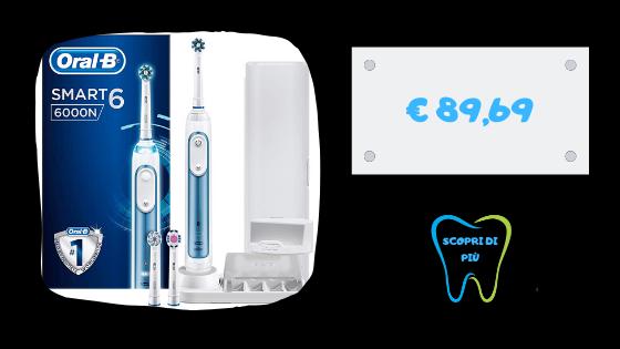dentistaammendolia spazzolino amazon smart 6