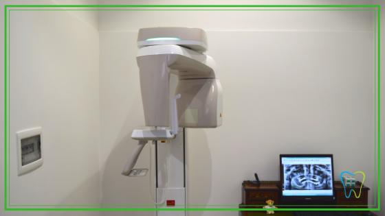 ortopanoramica digitale dentista velletri