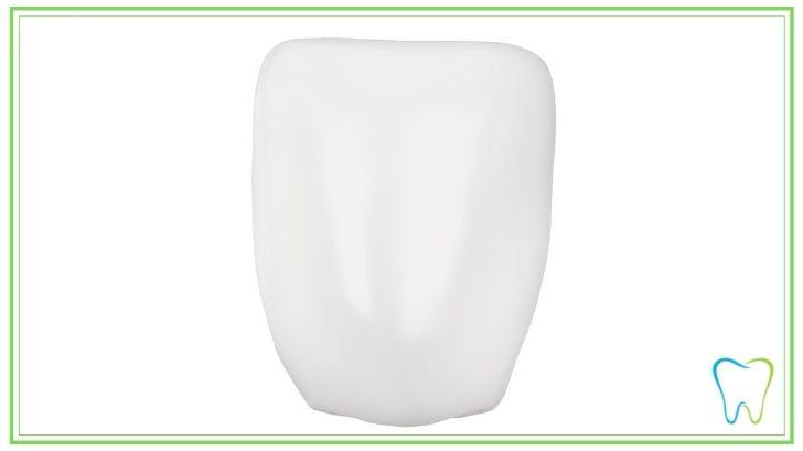 corona su impianto zirconio dentista velletri